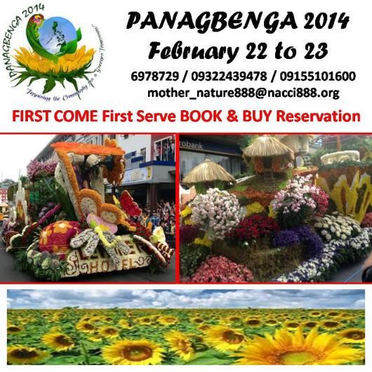 PANAGBENGA 2014