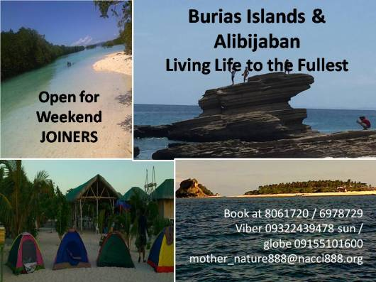 Burias Islands & Alibijaban